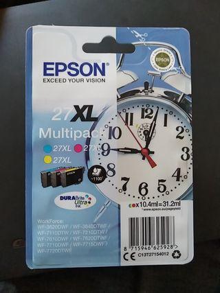 Epson 27XL Multipack color