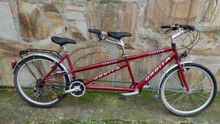 Tándem bicicleta nueva (Precio negociable)