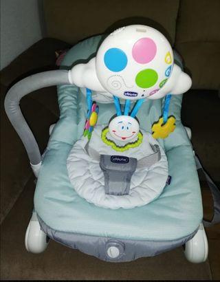 hamaca bebé balloon Chicco