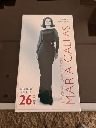 Edición especial Maria Callas