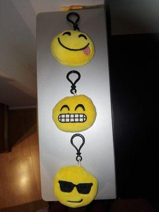 Llaveros emoji