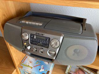 Radiocassete SONY CFD-V27L