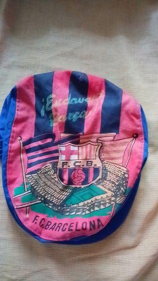 gorra antigua FC.barcelona