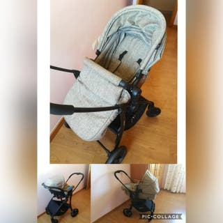 silla bebé Byberit eros