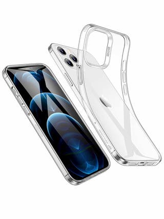 Pack funda + 3 protectores iPhone 12 pro Max