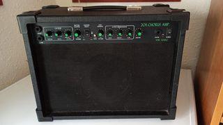 Amplificador de guitarra Axtech VM 108C