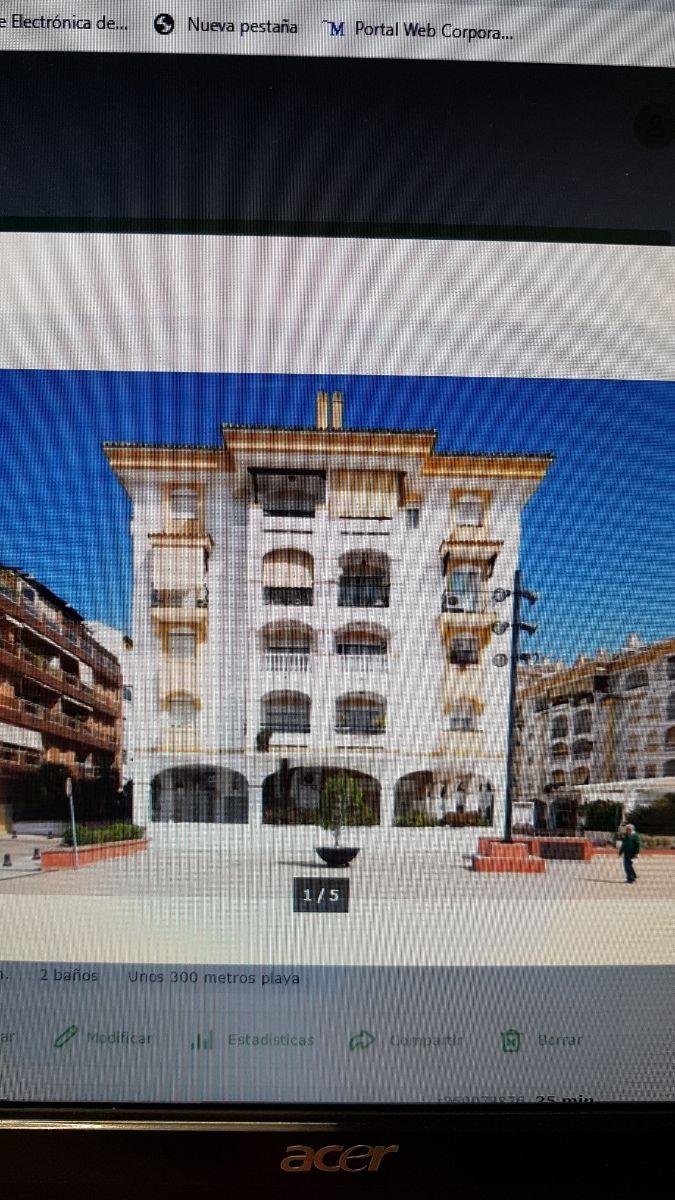 Piso en alquiler (Marbella, Málaga)