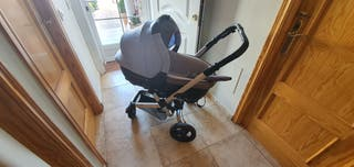 Conjunto carro bebé JANE RIDER transporter 2