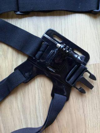 pechera GoPro