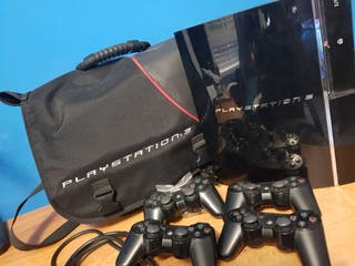 Play Station 3 fat retrocompatible 500GB