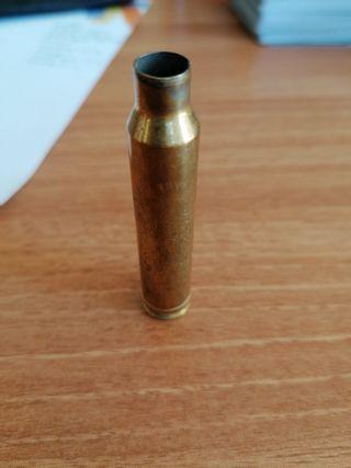 Casquillo usado de bala rws 300 win mag