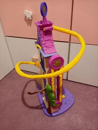 casa de Rapunzel
