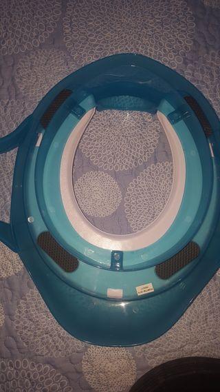 adaptador para el baño