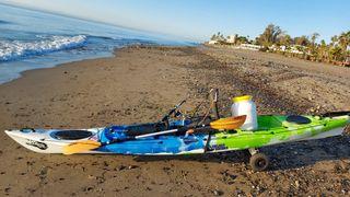Galaxi kayak pesca