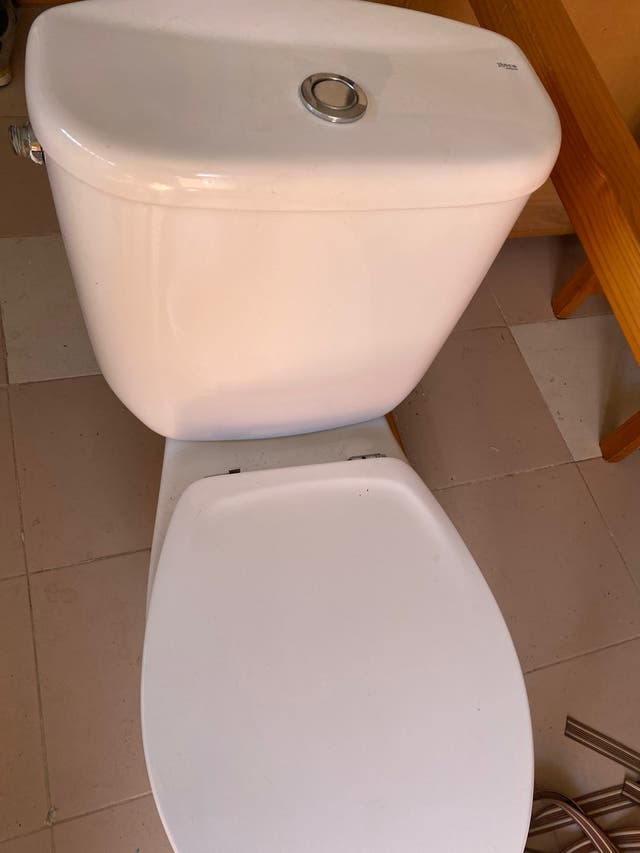 Vater de baño marca Roca