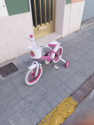 Bicicleta y patinete