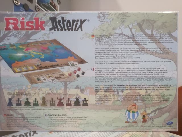 Risk Asterix Collector Édition
