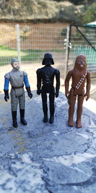 Muñecos Antiguos Star wars