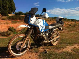 80Cv R 100 gs Paris Dakar leer bien