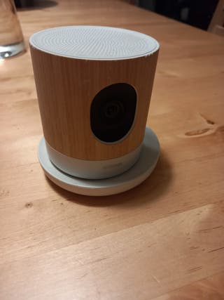Camara vigilancia Nokia Withings Home. Mide CO2