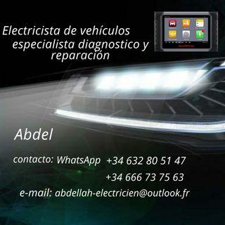 electricista de coches