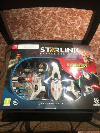 Starlink Nintendo Switch