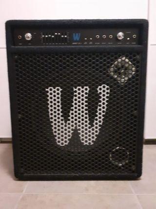 Amplificador bajo Warwick 150 watios