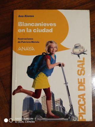 Blancanieves en la ciudad