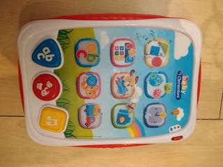 tablet infantil musical bebé