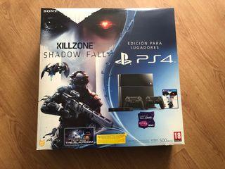 PlayStation 4 (PS4) - 2 Mandos, Cámara y Juego