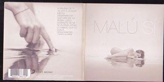 MALU SI CD