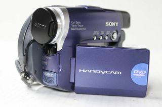 Videocámara Sony Handycam DCR-DVD101
