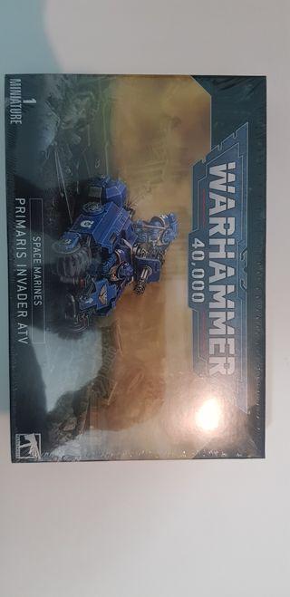 Primaris invader ATV, warhammer 40k