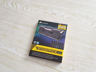 Memoria Corsair Vengeance RGB DDR4 32GB 2666Mhz