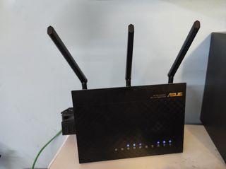 Router Asus AC68u gama alta