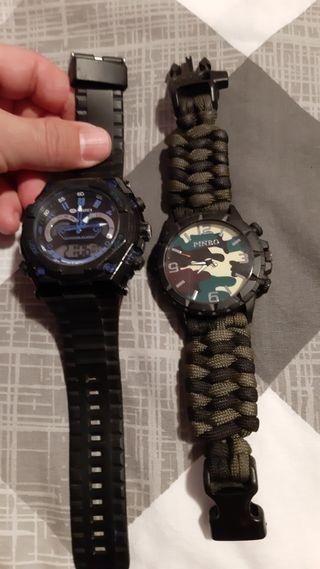 reloj militar , reloj marea