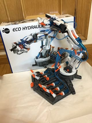 Juego Brazo robot hidráulico Imaginarium