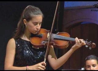 Clases de violín y de solfeo para principiantes