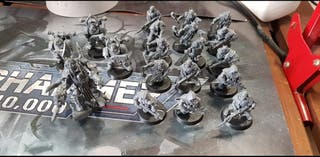 warhammer 40k, Marines del caos, execution force