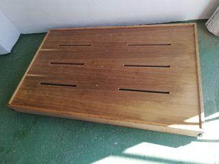 base de futón