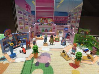 Centro comercial Playmobil