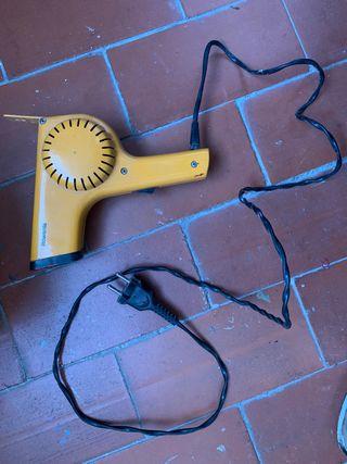 Secador vintage antiguo rowenta