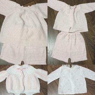 jersey conjunto recién nacido