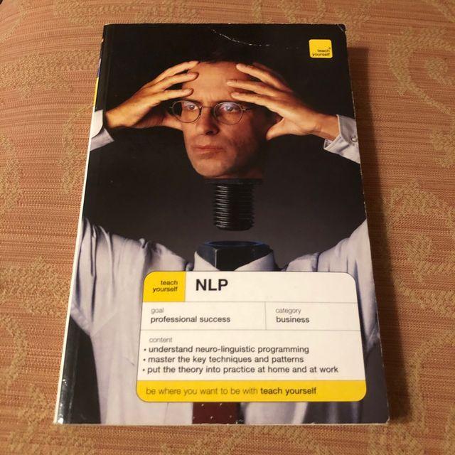 Teach Yourself NLP Book