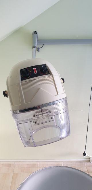 secador aéreo casco