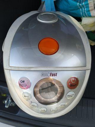 Robot de cocina Cookfast de Superchef