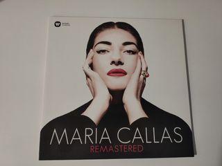 Lp Vinilo Maria Callas Remastered