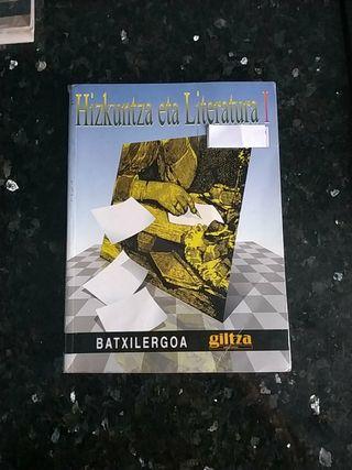 HIZKUNTZA ETA LITERATURA BACHILLERATO 1.
