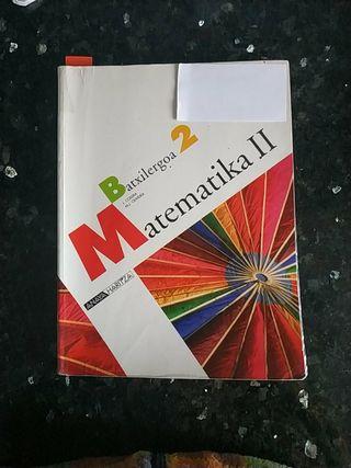 MATEMATIKA BACHILLERATO 2