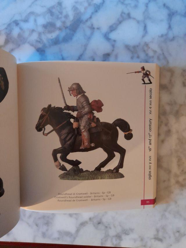 Libro Soldados de plomo